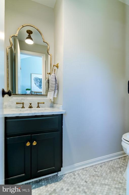 Renovated Half Bath - 5530 11TH ST N, ARLINGTON