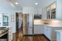 Glass Cabinets with Lighting - 5530 11TH ST N, ARLINGTON