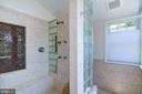 Huge Shower with Bench - 5530 11TH ST N, ARLINGTON