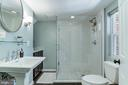 Lower Level Full Bath - 5530 11TH ST N, ARLINGTON
