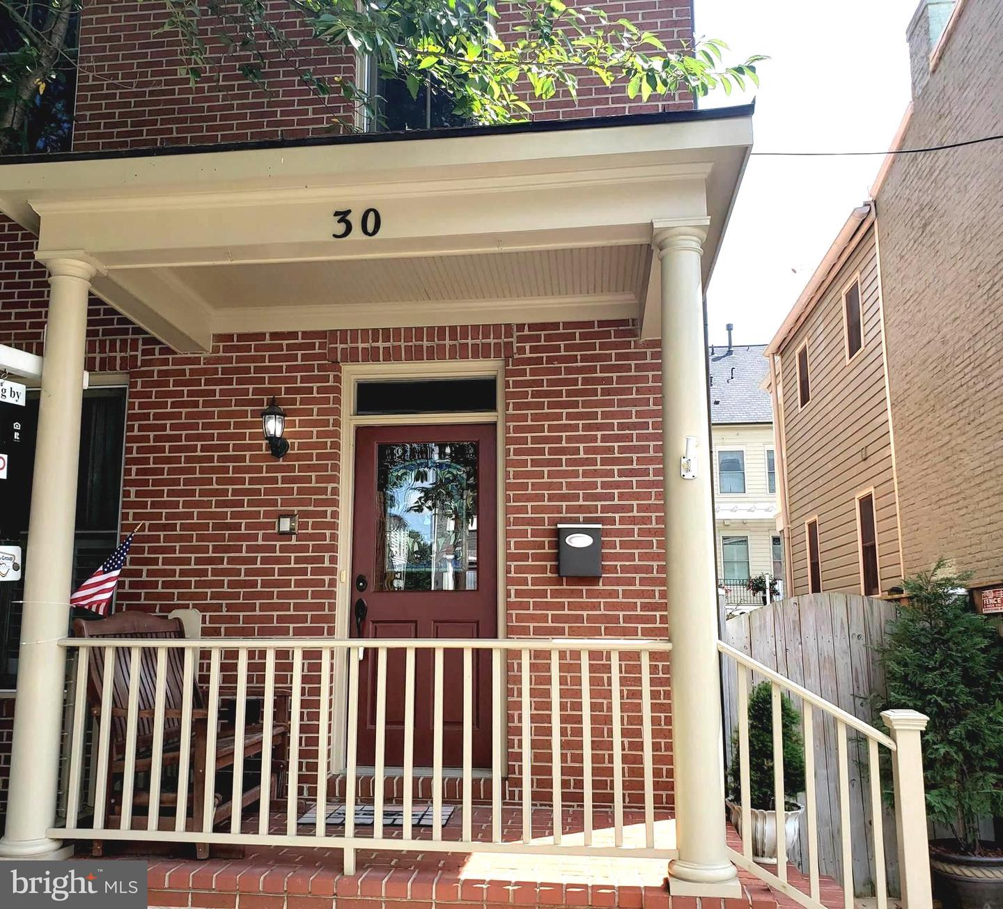 Single Family for Sale at 30 E 5th St E #4 Frederick, Maryland 21701 United States