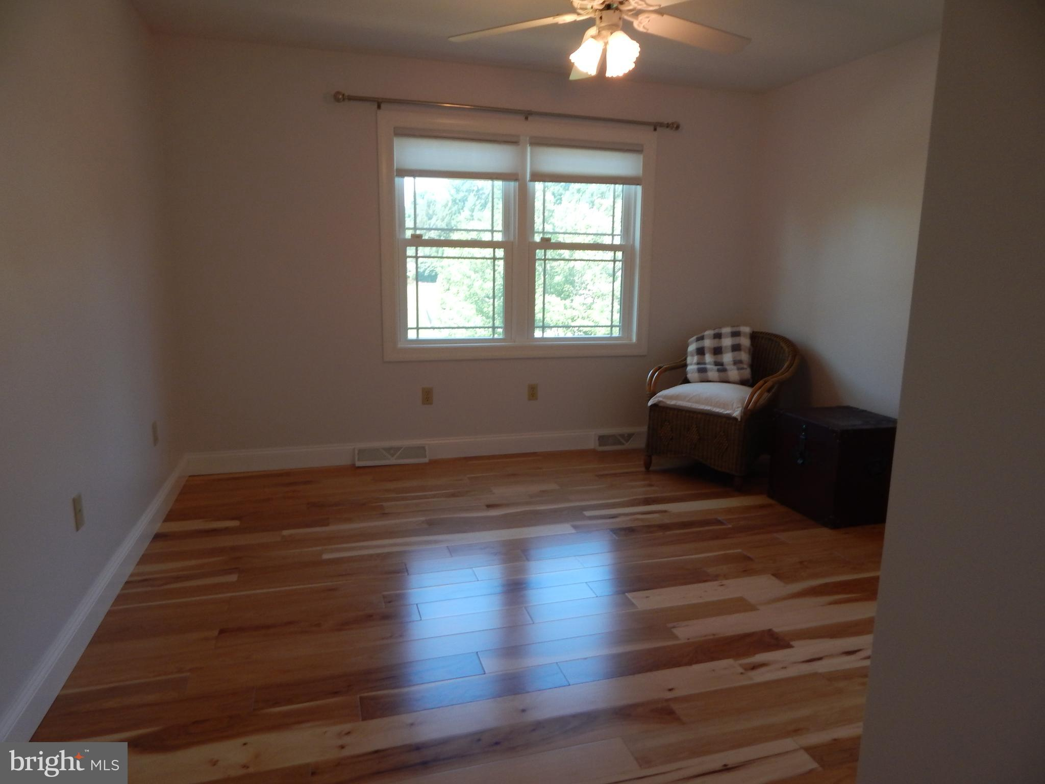 Fresh, updated flooring and paint
