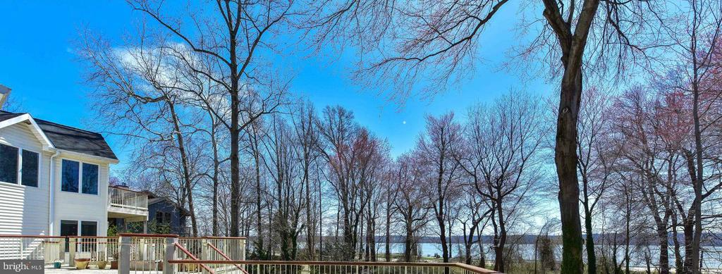 Fall/Winter/Spring river views! - 1503 RIVER FARM DR, ALEXANDRIA