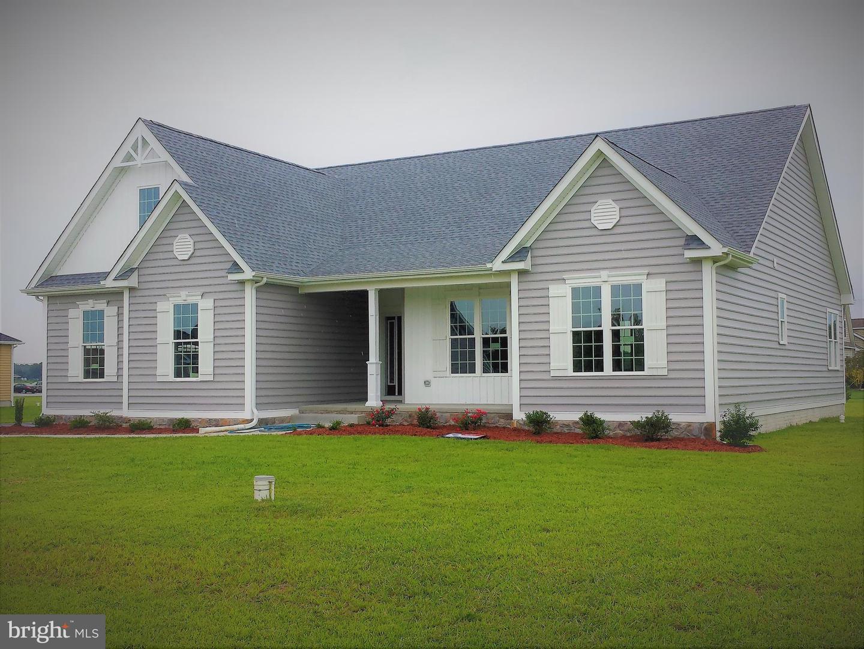 Single Family Homes voor Verkoop op Smyrna, Delaware 19977 Verenigde Staten