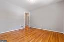 Bedrooms are all freshly painted - 5119 LAVERY CT, FAIRFAX