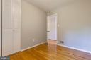Bedrooms are all very large - 5119 LAVERY CT, FAIRFAX