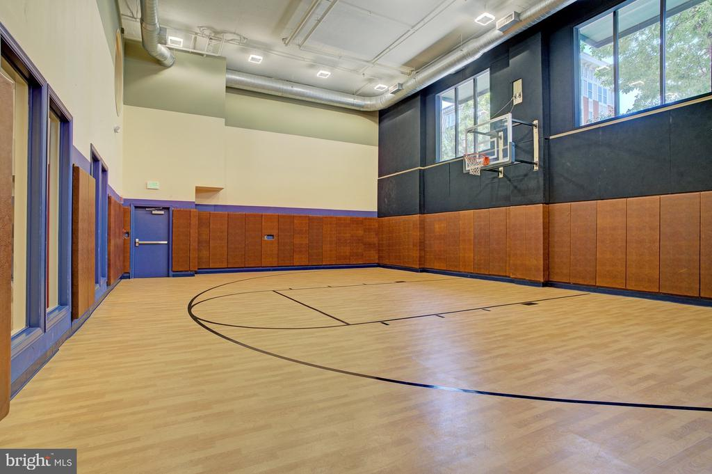 Indoor BB court - 2665 PROSPERITY AVE #232, FAIRFAX
