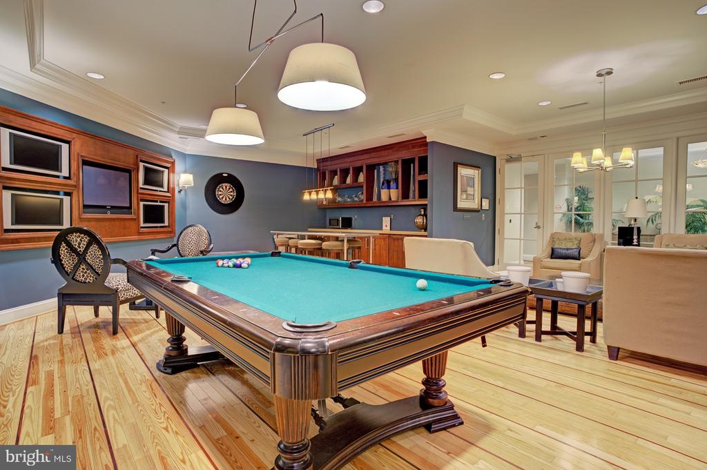 Billiard room - 2665 PROSPERITY AVE #232, FAIRFAX