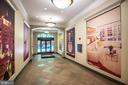 Lobby - 38 MARYLAND AVE #PH613, ROCKVILLE