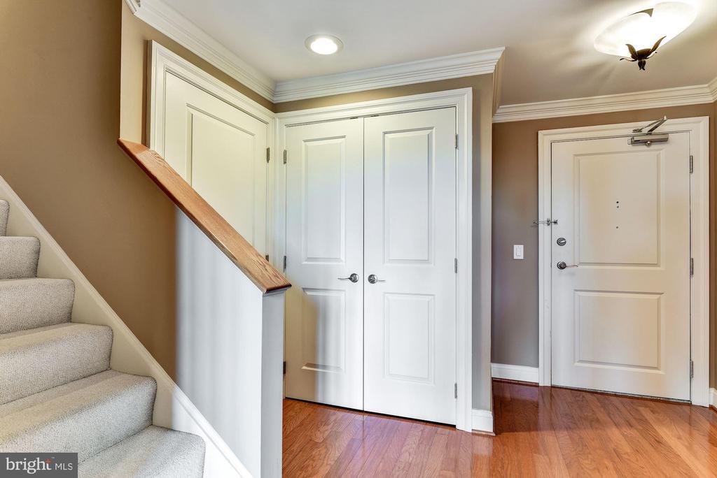 Foyer - 38 MARYLAND AVE #PH613, ROCKVILLE