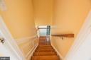 Stair to Upper Level - 107 BAKER LN, STERLING