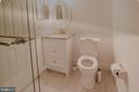 Hallway Bathroom - 107 BAKER LN, STERLING