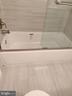 Remodeled Hallway Bathroom - 107 BAKER LN, STERLING