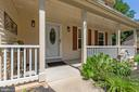 Front Porch - 15691 PIKE TRL, DUMFRIES
