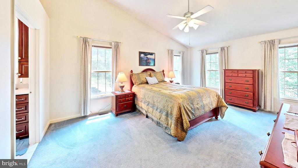 Master Bedroom - 13519 MOSS GLEN RD, CLIFTON