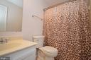 Full bath. - 22326 MAYFIELD SQ, STERLING