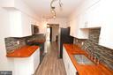 Kitchen. - 22326 MAYFIELD SQ, STERLING