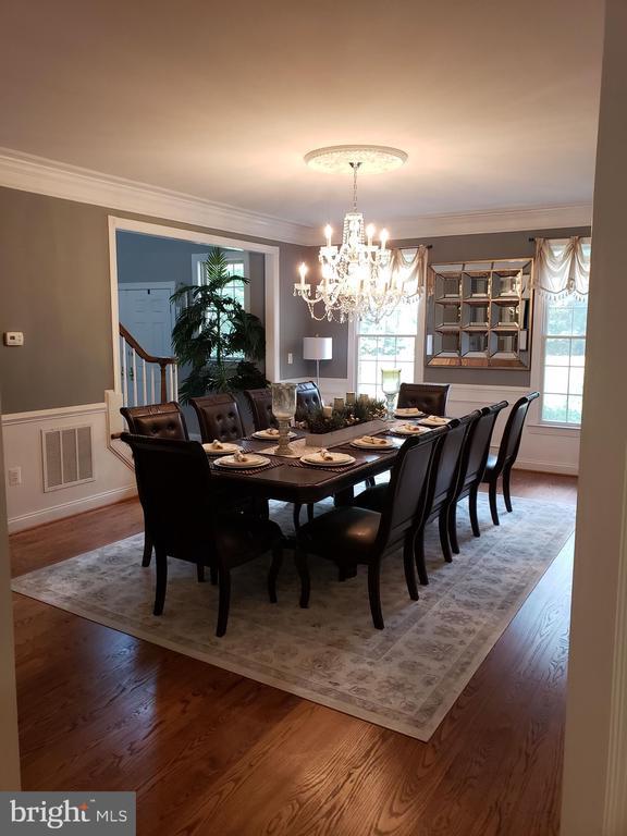 Formal Dining Room - GLENDALE CT, FREDERICKSBURG