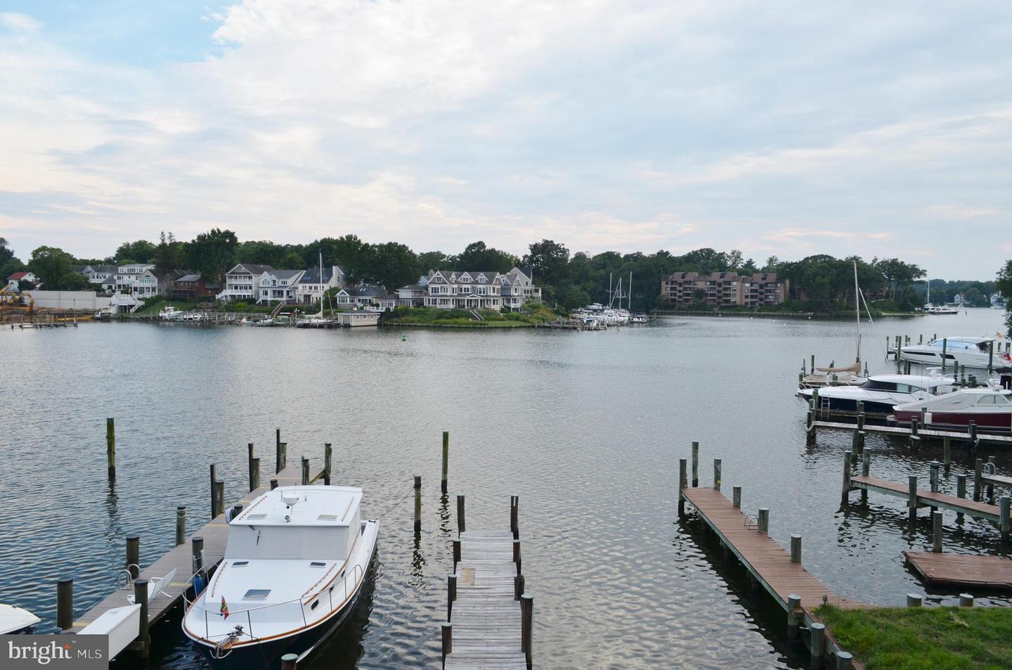 Single Family for Sale at 9 Shipwright St Annapolis, Maryland 21401 United States