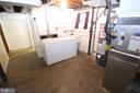 Utility Room & Washer & Dryer - 4808 20TH PL N, ARLINGTON