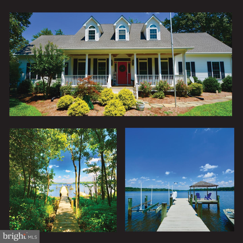 Single Family Homes 용 매매 에 Preston, 메릴랜드 21655 미국