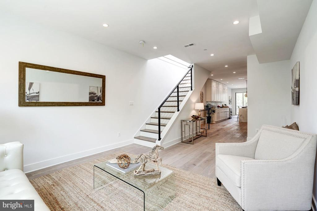 Floor Plan Open - 410 K ST NE, WASHINGTON
