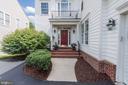 Beautiful Front Walkway - 22022 SUNSTONE CT, BROADLANDS