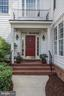 Welcoming Covered Front Porch - 22022 SUNSTONE CT, BROADLANDS