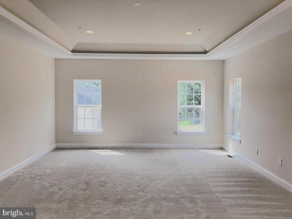 Owner's Bedroom - 8608 DOVES FLY WAY, LAUREL