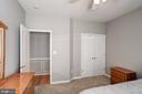 Double Door Closet - 22022 SUNSTONE CT, BROADLANDS