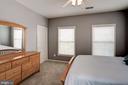 Bedroom 4 with Walk-in Closet - 22022 SUNSTONE CT, BROADLANDS