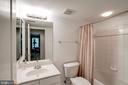 Basement Full Bath - 22022 SUNSTONE CT, BROADLANDS