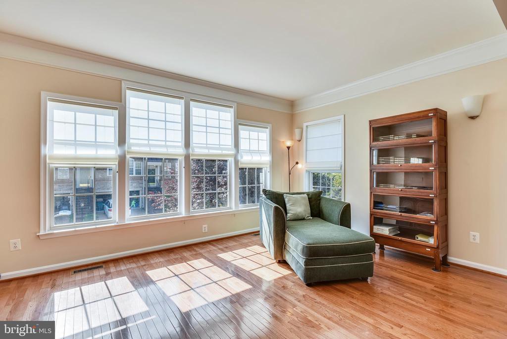 Living room - 21935 WINDY OAKS SQ, BROADLANDS