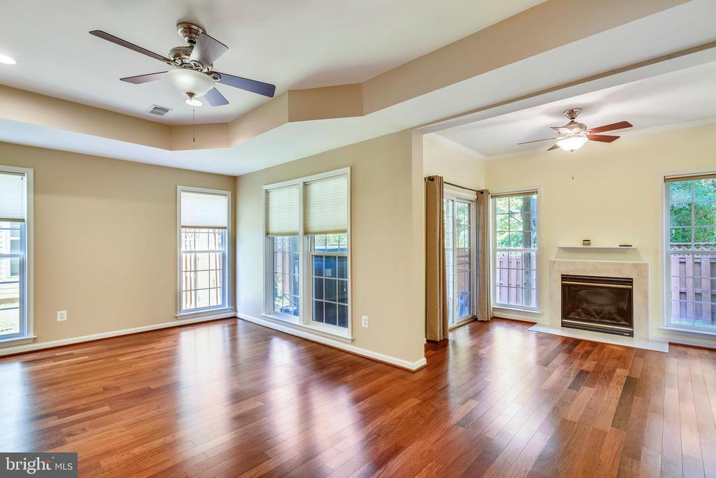 Basement family~and game rooms - 21935 WINDY OAKS SQ, BROADLANDS