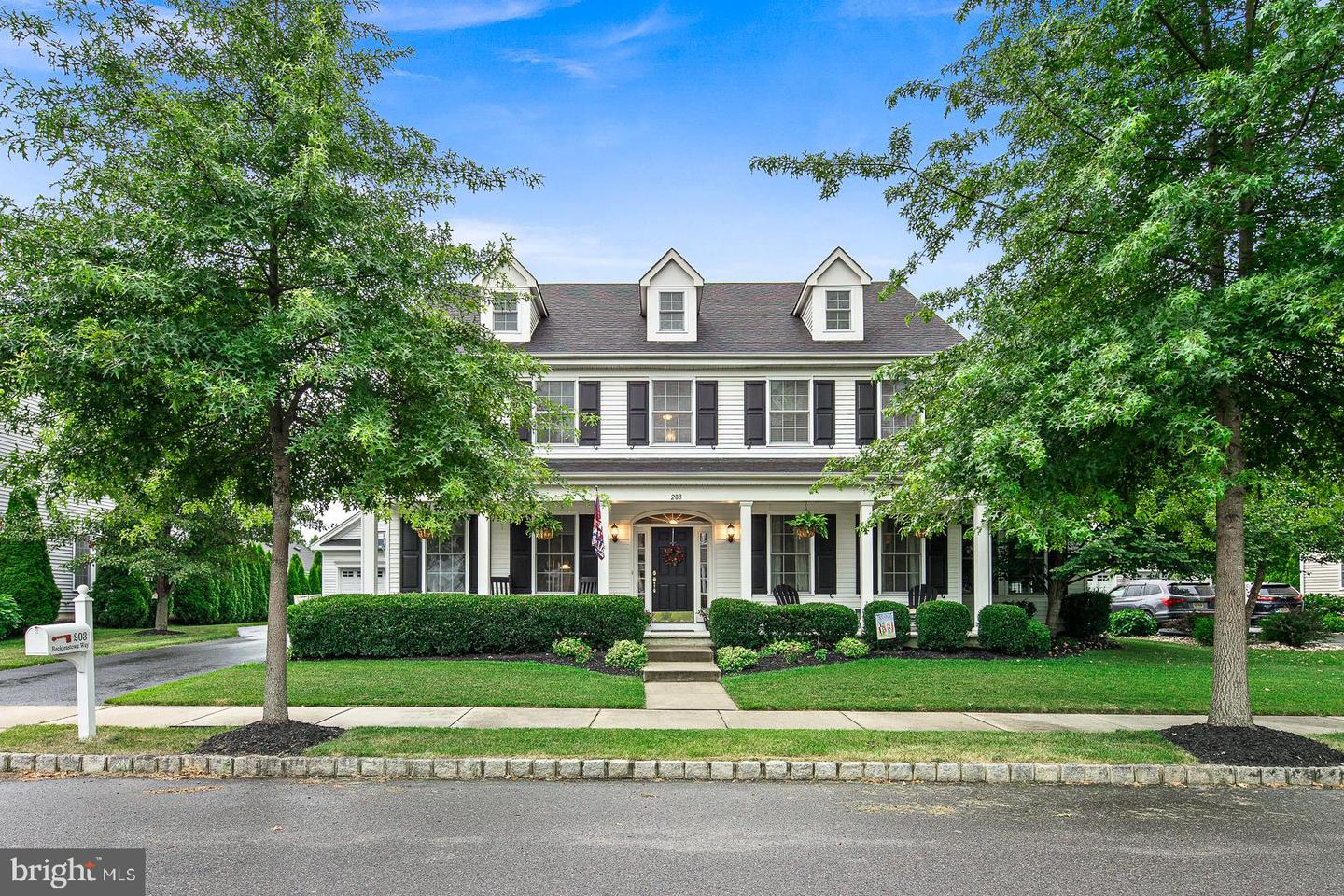 Single Family Homes for Sale at Crosswicks, New Jersey 08515 United States