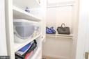 Master Suite Walk-In Closet - 43350 SNEAD LN, SOUTH RIDING