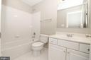 Lower Level Full Bathroom - 43350 SNEAD LN, SOUTH RIDING