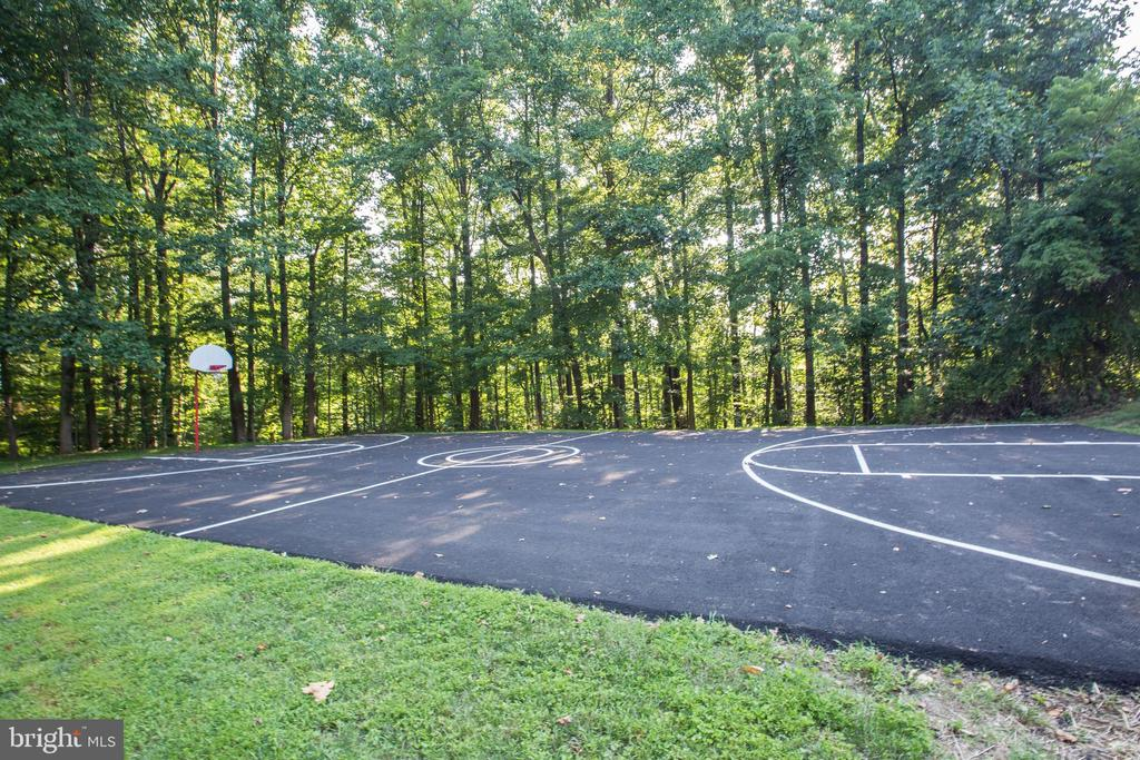West Beach Basketball Court - 15691 PIKE TRL, DUMFRIES