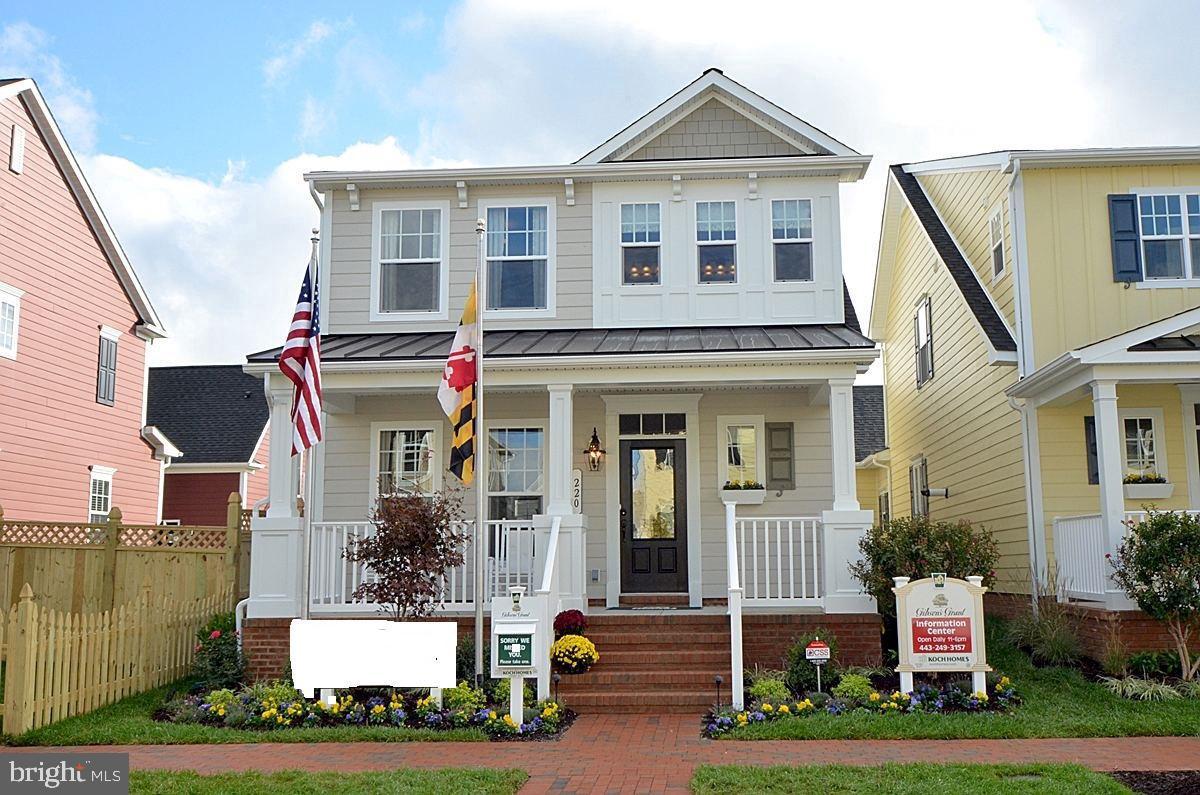 Single Family Homes voor Verkoop op Chester, Maryland 21619 Verenigde Staten