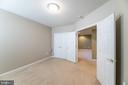 Lower level bedroom - 23068 PECOS LN, BRAMBLETON