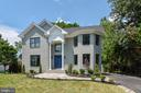 Front - 2902 LINDEN LN, FALLS CHURCH