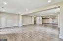 Basement - 2902 LINDEN LN, FALLS CHURCH