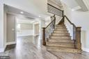 Foyer - 2902 LINDEN LN, FALLS CHURCH