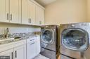 Laundry Room - 2902 LINDEN LN, FALLS CHURCH