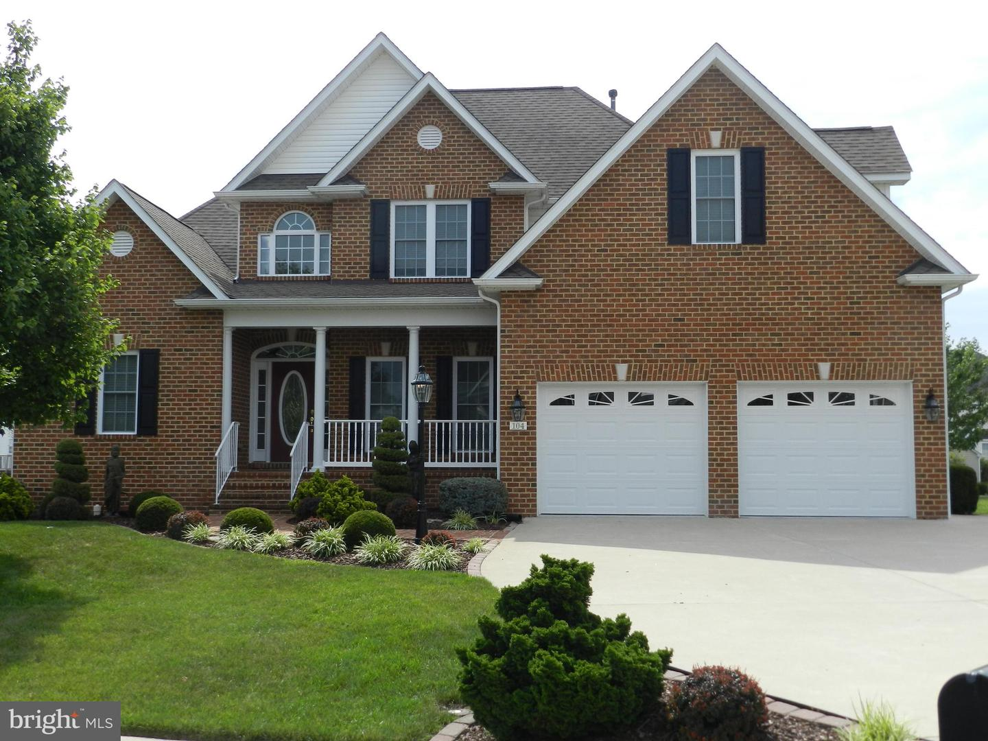 Single Family for Sale at 104 Cabernet Ct 104 Cabernet Ct Stephens City, Virginia 22655 United States