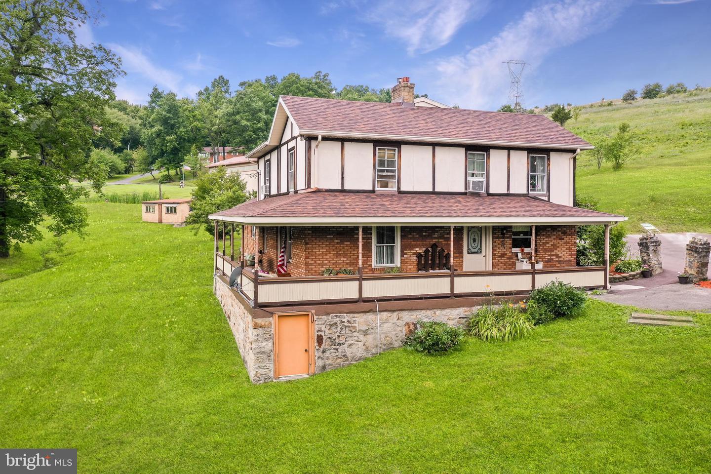 Single Family Homes 용 매매 에 Midlothian, 메릴랜드 21543 미국