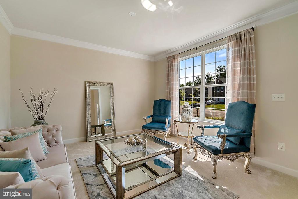 Living Room - 23955 MILL WHEEL PL, ALDIE
