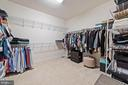 Master Bedroom Walk-in Closet - 23955 MILL WHEEL PL, ALDIE