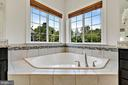 Master Bath - 23955 MILL WHEEL PL, ALDIE