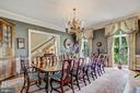 Formal Dining Room - 13032 HIGHLAND RD, HIGHLAND